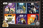 Star Wars : 6 livres d'histoires + 6...