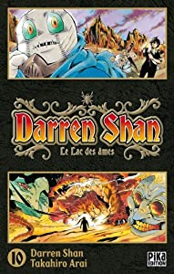 Darren Shan Edition simple Tome 10