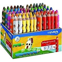 Lyra Groove Triple 1, crayon de couleur 72 Stifte