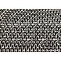 Stahlrundkugeln 8 mm Edelstahl 500 Stück für Steinschleuder Zwille