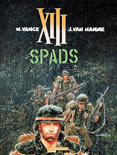 XIII - Tome 4 - Spads par Van Hamme