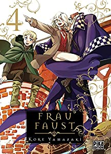 Frau Faust Edition simple Tome 4