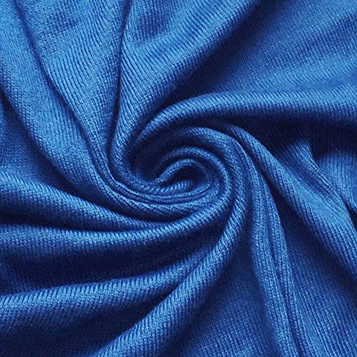 HIDOUYAL -  Cardigan  - Basic - Donna Dunkel Blau