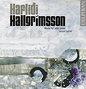 Hallgrimsson: Music for Solo piano