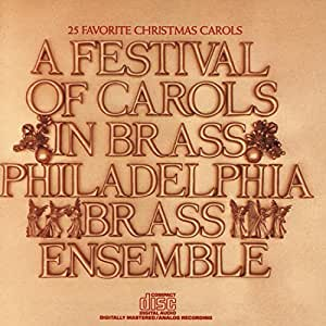 A Festival of Carols in Brass [Import USA]