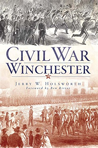 civil-war-winchester-civil-war-series-english-edition