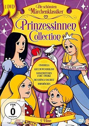 Prinzessinnen Collection - Die schönsten Märchenklassiker