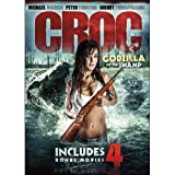 5-Movie Maneater Collection: Croc: Godzilla of the Swamp / Grizzly Rage / Maneater / Dire Wolf / Chupacabra vs The Alamo by Michael Madsen