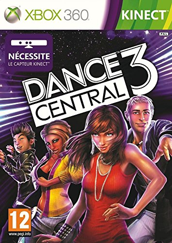 microsoft dance central 3 [xbox - 3 Xbox Dance 360 Central