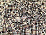 Lomond Plaid kariert Polyester Tartan passend Kleid Stoff