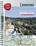 Michelin Straßenatlas Benelux mit Spiralbindung (MICHELIN Atlanten) -