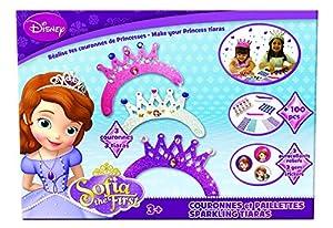 Princesa Sofía - Sparkling tiaras, juego creativo (D
