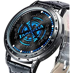 XINGYUNSHI Boys Watch Anime Watches Touch Screen LED Watch