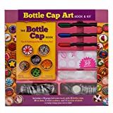 Image de BOTTLE CAP ART BOOK & KIT