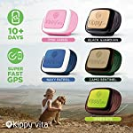 Pet GPS Tracker for Dogs and Cats by Kippy | GPS Monitoring & Activity Monitor for Dogs, Cats and more | Simply attach… 12