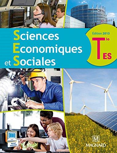 Sciences économiques et sociales Tle ES : Manuel élève