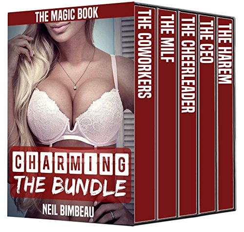 Charming The Bundle (The Magic Book The Complete Series)