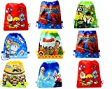Cartoon Printed Haversack Bag For Kids Birthday Party - Best Reviews Guide