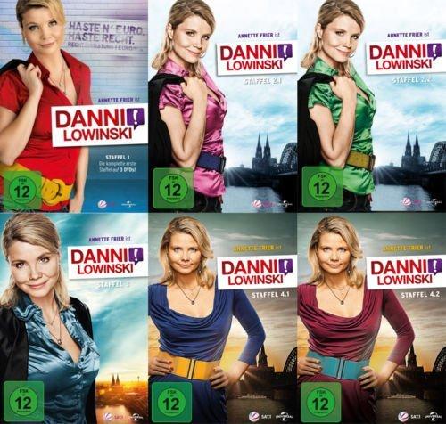 Danni Lowinski Staffel 5 (3 DVDs)