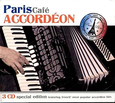 Paris Café Accordéon