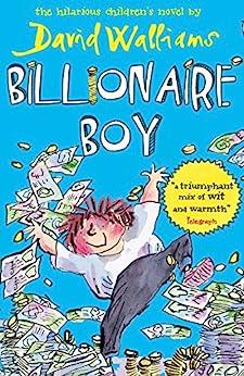 Billionaire Boy by [Walliams, David]