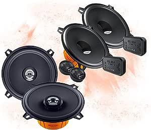 Hertz Front Rear 13 Cm 130 Mm Car Speaker Boxes Elektronik