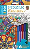 Best Collagen Products - NEW! Jigsaw Adult Coloring Puzzle W/Markers 500 Pieces Review