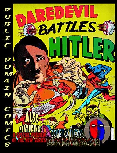 Daredevil Battles Hitler (English Edition)