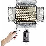 Aputure Light Storm LS 1S 1536 lamp Daylight LED Light Panel with V-mount Plate