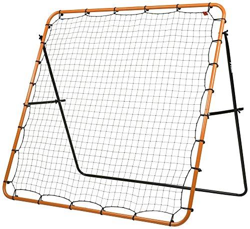 Stiga Rebounder Kicker 150 Fußball, Orange/Schwarz, 150 x 150 cm -