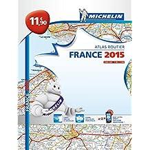 Atlas France 2015L'essentiel Michelin