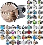 Waschbeckenstöpsel Zen, viele schöne Waschbeckenstöpsel zur Auswahl, hochwertige Qualität ✶✶✶✶✶