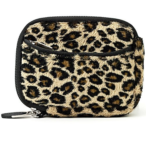 Vangoddy Mini Glove Sleeve Pouch Case For Nikon Coolpix P340, P330, P310, P300, P5000 Point & Shoot Digital Cameras (Leopard) (AD_CAMLEA627_CAM:14:VGLV010)  available at amazon for Rs.1393