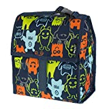 Packit Borsa Termica, Multicolore (Monsters 2.0)