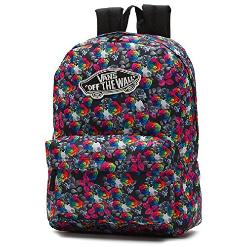 VANS Realm Backpack - Rainbow Floral