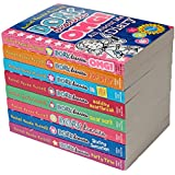 Rachel Renee Russell Dork Diaries 8 Books Slipcase Collection Pack Set (Dork Diaries Omg All About Diary, Dork Diaries Holiday Heartbreak, Dork Diaries 3 1/2 How to Dork Your diaries, Pop Star, Dear Dork, Skating Sensation, party Time,Dork Diaries)