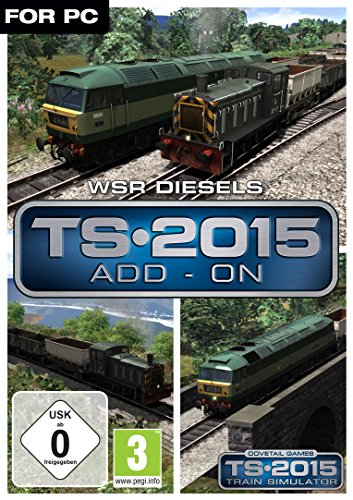 WSR Diesels Loco AddOn