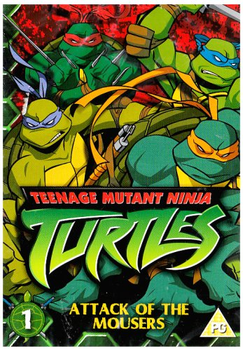 Teenage Mutant Ninja Turtles - Vol. 1 [UK -