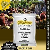 Kakteenerde Kakteensubstrat PROHU - 2,5 Ltr. PROFI LINIE Substrat für Sukkulenten -