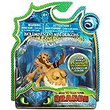 Cómo entrenar a tu dragón - Mini Barrilete, Dragons mini Meatlug (Bizak 61926628)