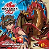 Bakugan - Spieler des Schicksals (Das Original-Hörspiel zur TV-Serie - Folge 1)