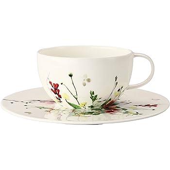 rosenthal brillance fleurs sauvages geschirr set 6 teilig mit fahne k che haushalt. Black Bedroom Furniture Sets. Home Design Ideas