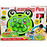Rianz Frog Game With Light And Music For Kids