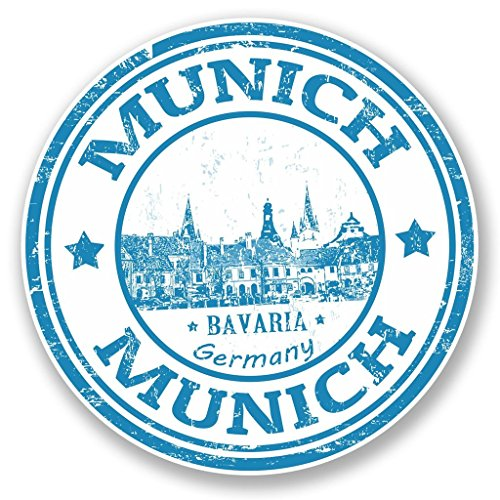 2-x-10cm-100mm-munich-germany-bavaria-window-cling-sticker-car-van-campervan-glass-4584