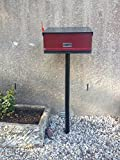 Safe Post Mail-Box 13 - inklusive Stativ (Anthrazit)