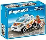 Playmobil 5543 City Action Coast Guard Emergency Vehicle