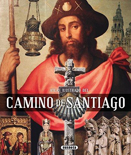 Atlas ilustrado del Camino de Santiago por Aa.Vv