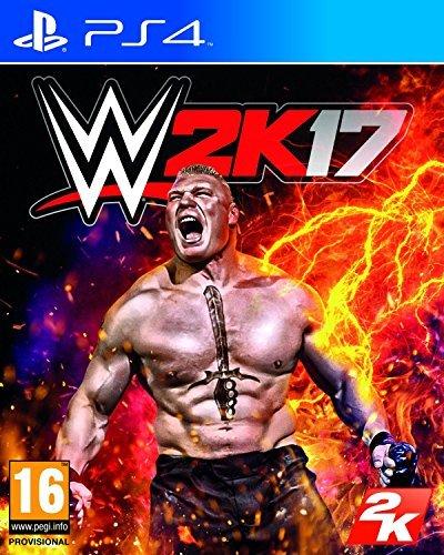 WWE 2K17 (PS4) UK IMPORT - Spiel 2k15 Wwe