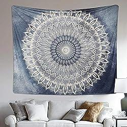 tapiz de mandalas desteñido