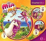 Mia and me - Starter-Box 1 - Folge 1 - 3 - Die Original-Hörspiele zum Buch